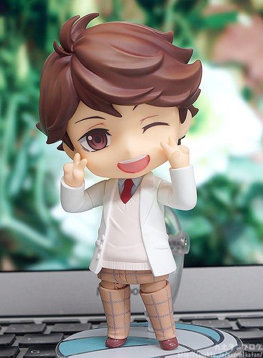 Giới thiệu Nendoroid Toru Oikawa: School Uniform Ver.!