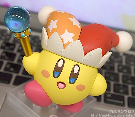 Giới thiệu Nendoroid Beam Kirby