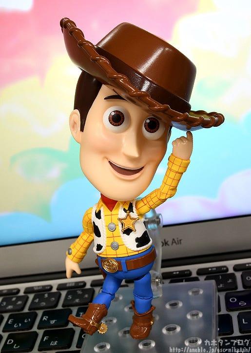 Giới thiệu Nendoroid Woody