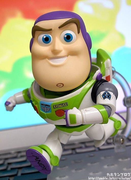 Giới thiệu Nendoroid Buzz Lightyear