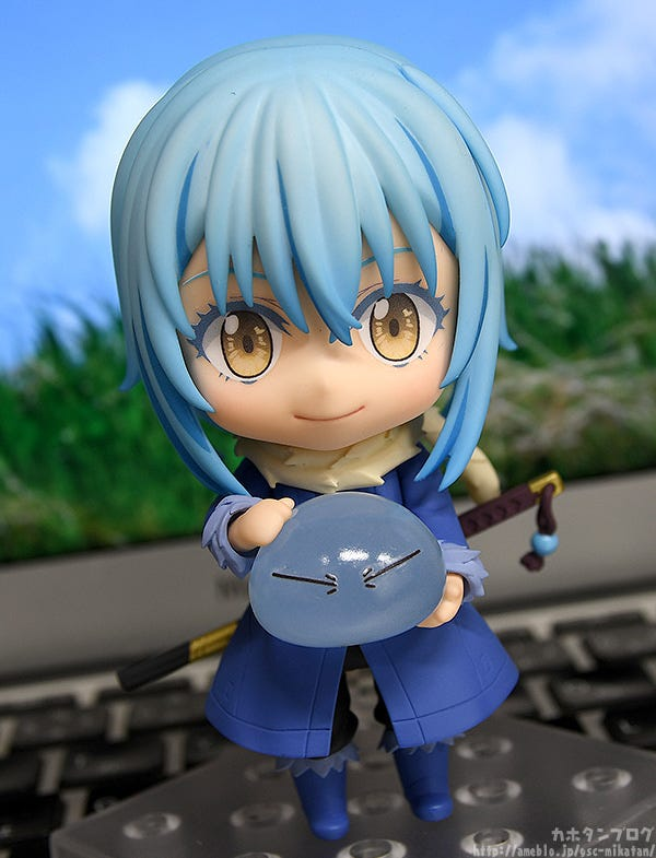 Giới thiệu Nendoroid Rimuru
