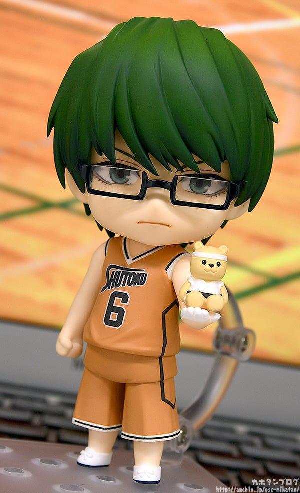 Giới thiệu Nendoroid Shintaro Midorima