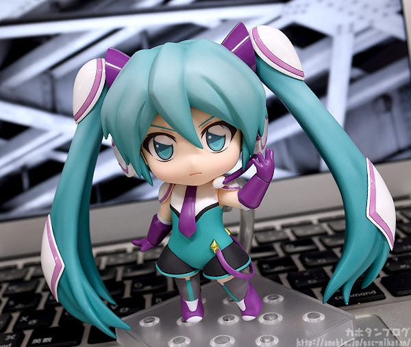 Giới thiệu Nendoroid Hatsune Miku