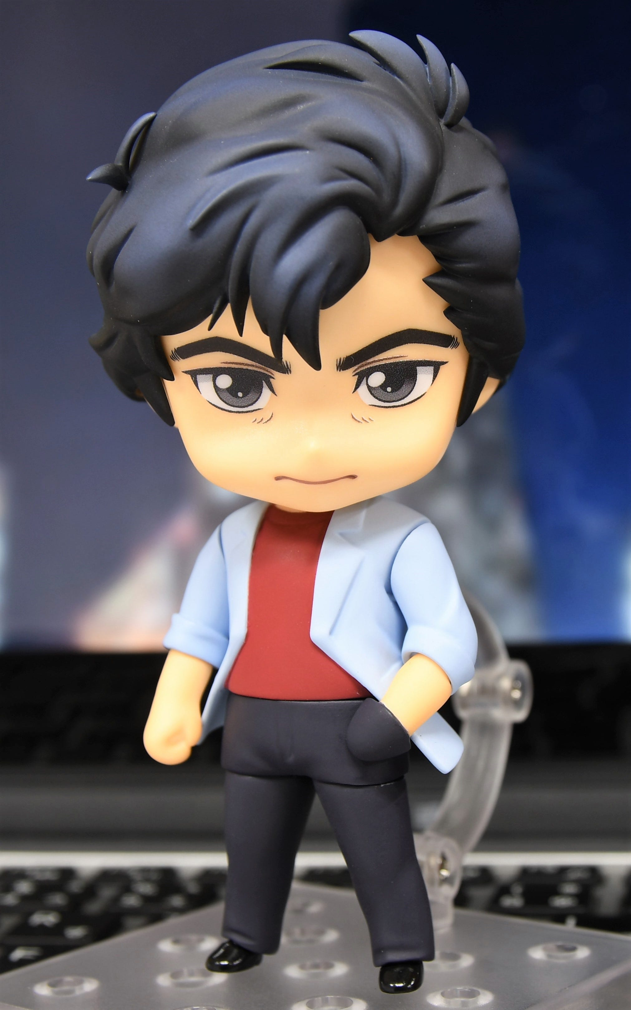 Ryo Saeba City Hunter the Movie Good Smile Company Nendoroid PRE-ORDER