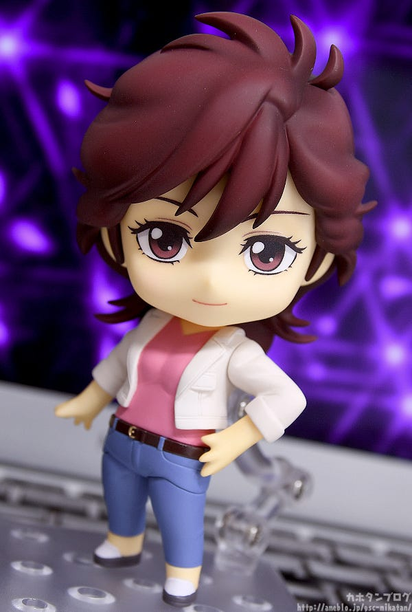 Kahotan S Blog Good Smile Company Figure Reviews Nendoroid Kaori