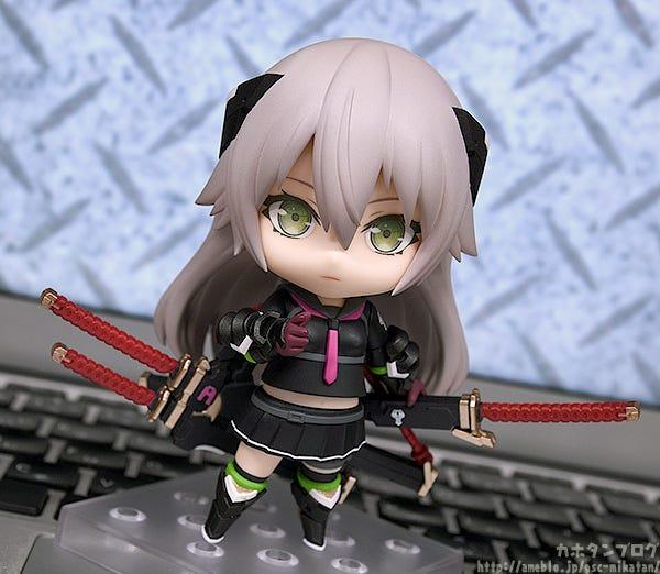 Nendoroid 1111 Heavily Armed High School Girls Ichi Figure NEW