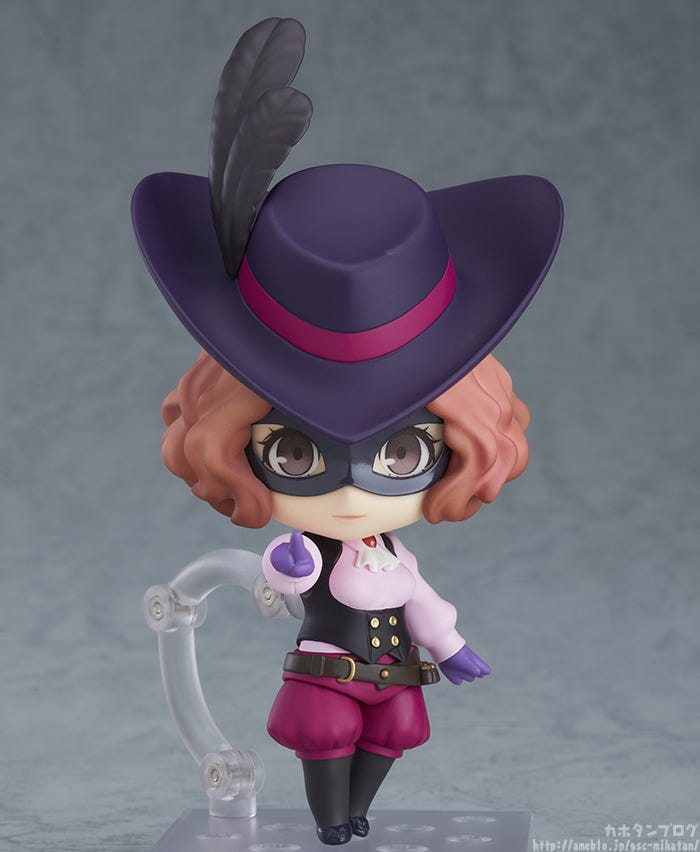 Giới thiệu Nendoroid Haru Okumura: Phantom Thief Ver.