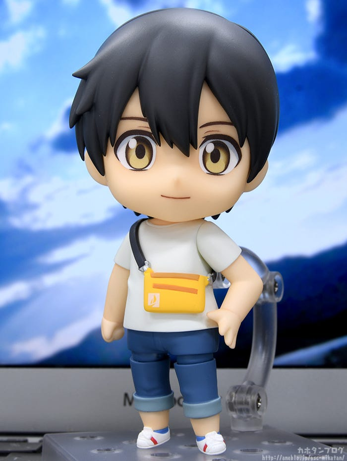Giới thiệu Nendoroid Hodaka Morishima