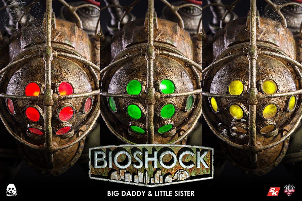 big daddy bioshock