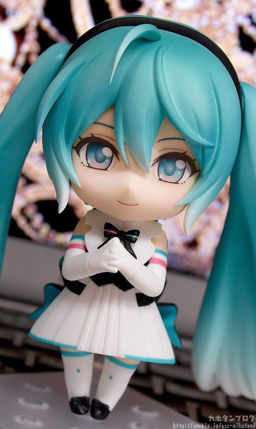 Nendoroid Character Vocal Series 01 Hatsune Miku Symphony 2018-2019 Ver JP***