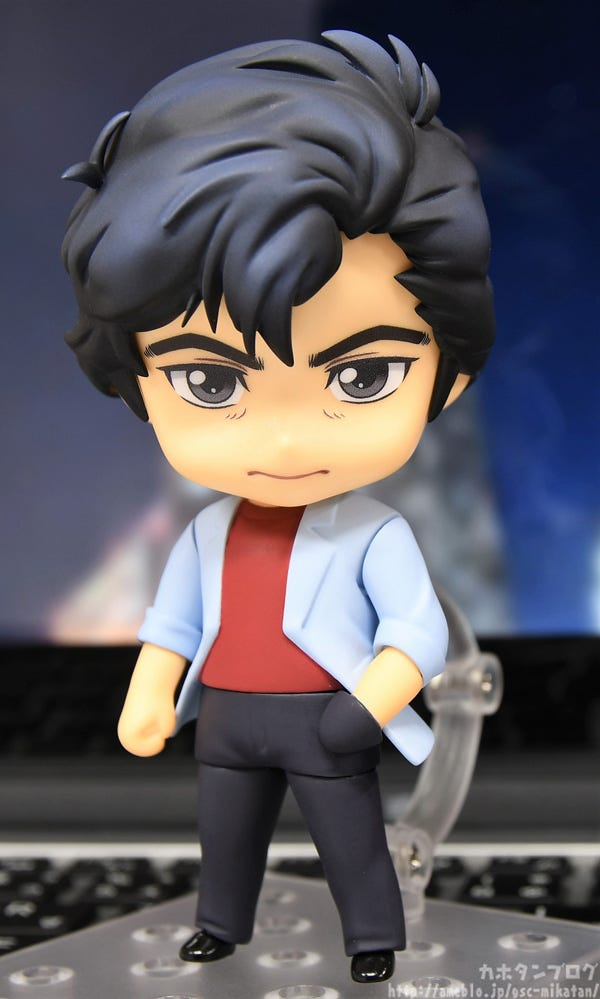 Kahotan S Blog Good Smile Company Figure Reviews Nendoroid Ryo