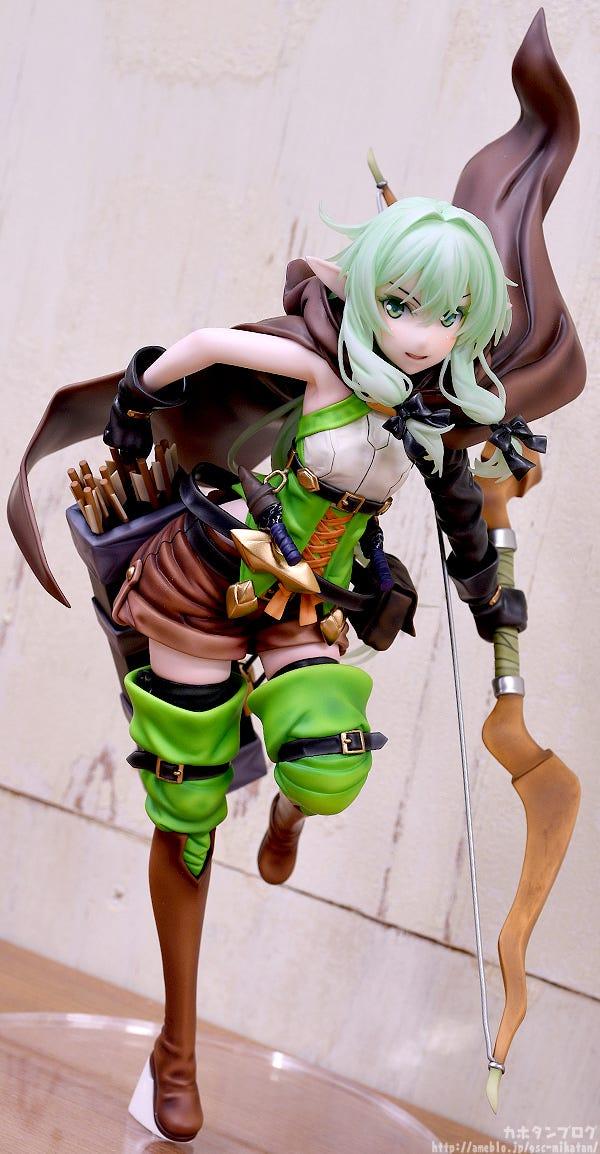 Phat GOBLIN SLAYER: High Elf Archer 1//7 Scale Figure PRE-ORDER