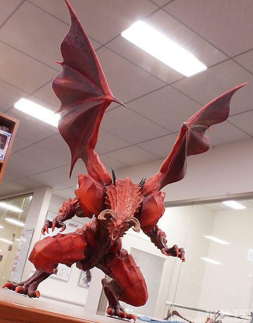 Red Dragon 3d Printed Miniatures Kahotan S Blog Good