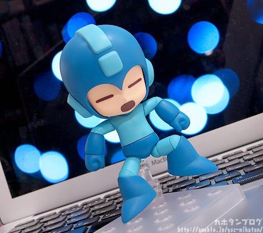Nendoroid-Mega-Man-4