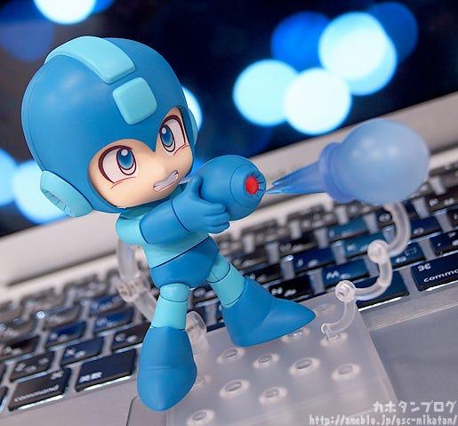 Nendoroid-Mega-Man-3