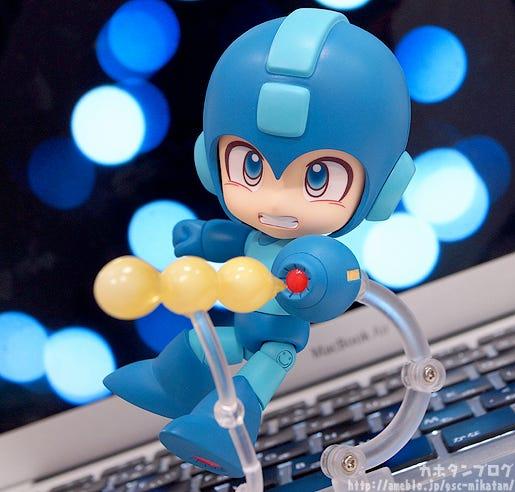 Nendoroid-Mega-Man-2