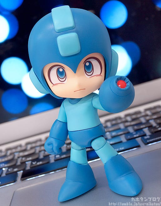 Nendoroid-Mega-Man-1