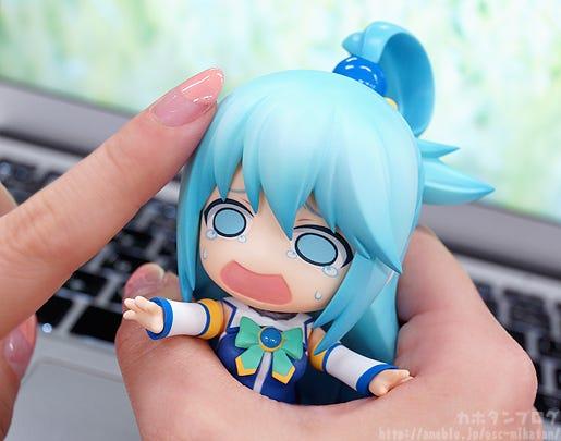 Nendoroid Aqua - OtakuHobbiToys PH