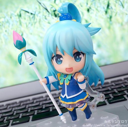 "AnimeJapan 2016] Good Smile Company: ""Kono Subarashii Sekai ni ..."