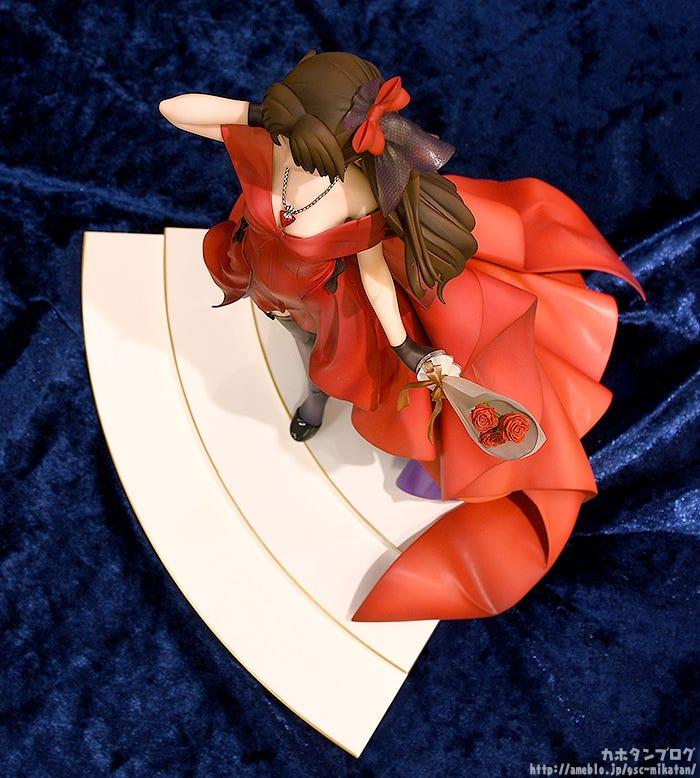 Giới thiệu Rin Tohsaka ~15th Celebration Dress Ver.~