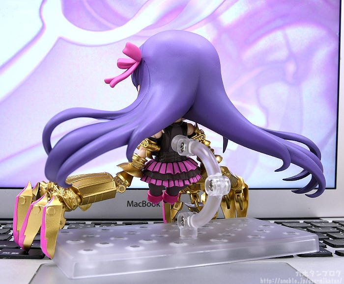 Kahotan S Blog Good Smile Company Figure Reviews Nendoroid Alter Ego Passionlip Fate Grand Order Passionlip is a character from the video game fate / grand order. passionlip fate grand order